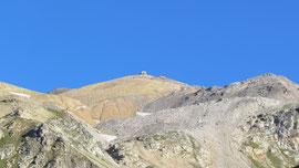 Il Monte Thabor m. 3178
