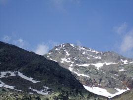 Il Monte Rothorn m, 3108