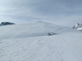 Il Monte Cazzola m. 2331