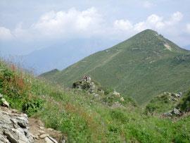 Il Pizzo Camino m. 2148