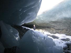 Eishöhle Morteratsch