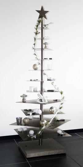 Burkhard Mackel_Metall Creativ_Oelde_Weihnachtsbaum