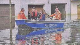 Ein ähnliches Boot, entweder aus Alu oder als Schlauchbootsvariante, soll für 20 000 Euro angeschafft werden. Inklusive im Anschaffungspreis soll der Trailer sein. Damit kann das Boot transportiert we
