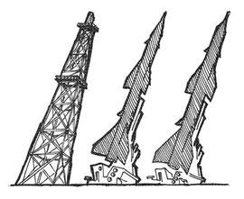 Le 1er Choc pétrolier de 1971 vu par Plantu (DR)