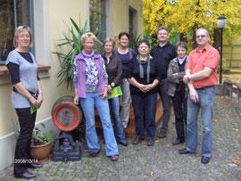 Teilnehmer des Bierseminars aus MV
