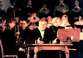 80 Jahre Heilige Nacht mit Enrico de Paruta und der Dommusik, Festaufführung am 1.12.1996 im Dom zu Unsrer Lieben Frau München 1996