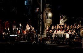 Heilige Nacht Festaufführung am 6.12.1998 in der Basilika Ottobeuren