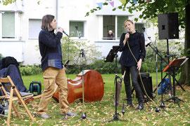 Quarantäne-Brecher, Allee der Klänge 2020, Foto: Antonia Richter (gatonia.de)
