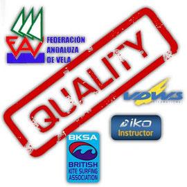 internationale Kitesurf Lizenz