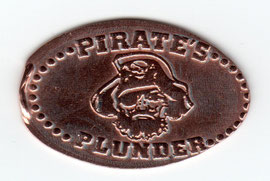 Seattle Pier57 - Pirates Plunder - motief 1