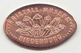 Riedenburg Kristal museum - motief 1