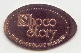 Chocolade museum - motief 1