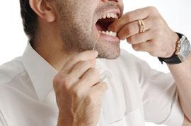 Mundgeruch-Behandlung in Sigmaringen