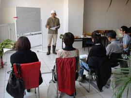 (2011年下北沢大学での様子)