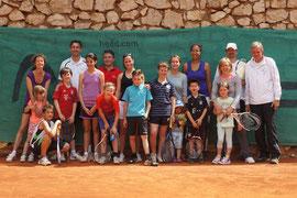 Tennisurlaub Kroatien 2013