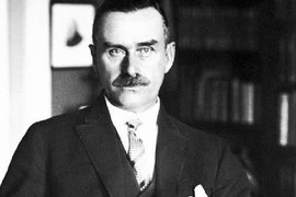 Thomas Mann (1875-1955) / Quelle: Wikimedia Commons
