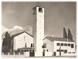 Die neue Kirche in den späten 30er Jahren