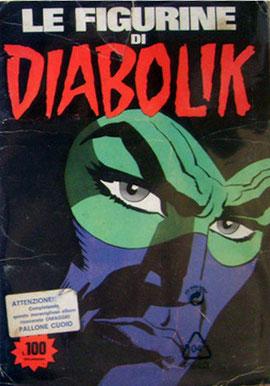 L'album delle figurine di Diabolik