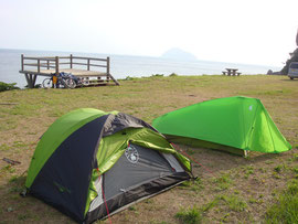 2010 in  海士 明屋海岸