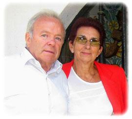 Silvi et José Crespo Larraza