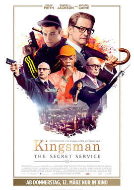 Kingsman-Film-The Secret Service-20th Century Fox-kulturmaterial