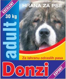 "Onega - promoter hrane za pse ""DONZI"""