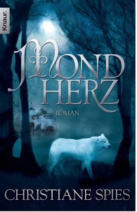 Cover Werwolf-Saga Mondherz
