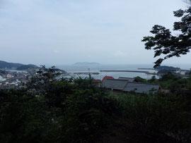 後山山荘【設計:前田圭介/UID】からの景色。