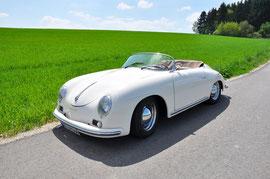 Porsche 356 Speedster mieten