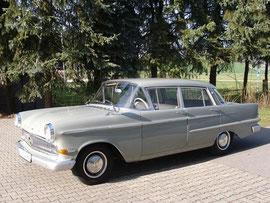 Opel Kapitän PLV mieten