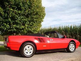 Ferrari Mondial Cabrio mieten