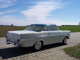 Opel P2 Coupe mieten