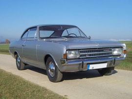 Opel Rekord C Coupe mieten