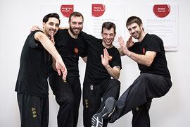 Probetraining für die Kampfkunst Wing Tzun und Selbstverteidigung in Rosenheim und Bad Aibling
