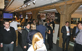 Speicherwerkstatt Event Dekton