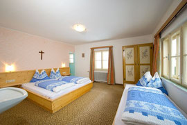 Kamer vakantiewoning Mühllehen