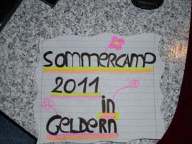 Bilder Sommercamp 2011