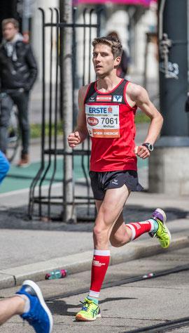 Michael Höflechner war heute beim VCM mit 2:49:02 der schnellste Läufer vom team2012.at, knapp vor Thomas Pickl (2:50:47)