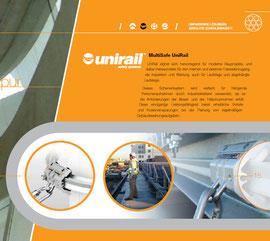 uniline UniRail Systems