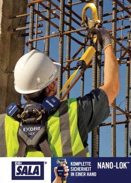 Nano-Lok™ für Bauhandwerker