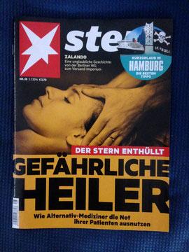 Titelstory STERN Nr. 28 / 2014