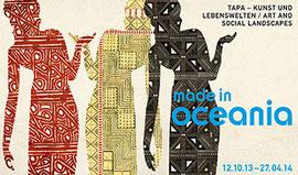 Plakat/Key Visual zur Sonderausstellung (2013). Idee und Gestaltung: lange + durach, Köln © Rautenstrauch-Joest-Museum