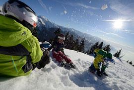 Skifahren Ferienwohnungen Sumperer