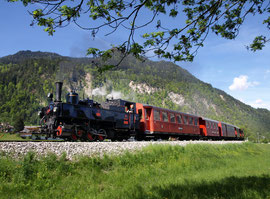 Sehenswert: Zillertalbahn