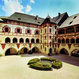 Schloss Tratzberg - SilberregionAusflugsziel ab Ferienwohnung Sumperer, Tirol