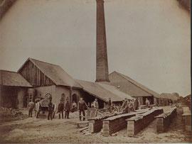 Ziegelei Schwarting 1890