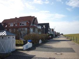 Haus Nordseeperle im Dünenweg in Cuxhaven Duhnen