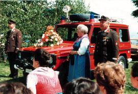 Fahrzeugsegnung Puch-G 19982