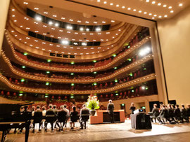 全体会会場は、横須賀芸術劇場