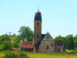 church of Taron (vic-bilh / Madiran)